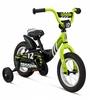 Велосипед детский Schwinn Trooper Boys 2016 black/lime - 12