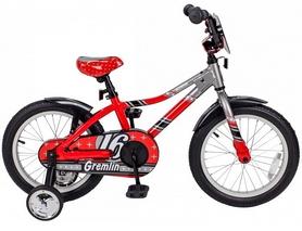"""Велосипед детский Schwinn Gremlin Boys 2016 red/silver - 16"""""""