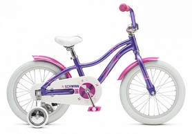 Велосипед детский Schwinn Lil Stardust Girls 2016 purple - 16""
