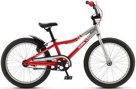 "Велосипед детский Schwinn Aerostar Boys 2016 silver/red - 20"""