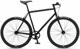 "Велосипед городской Schwinn Cutter 1-speed Racing man 2016 gloss black - 28"", рама  - 16"""