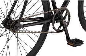 Фото 4 к товару Велосипед городской Schwinn Cutter 1-speed Racing man 2016 gloss black - 28