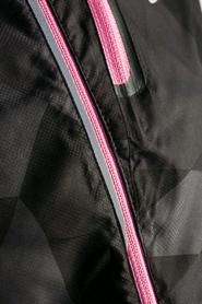 Фото 3 к товару Куртка женская Craft Devotion Jacket W черная с розовым
