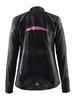 Куртка женская Craft Devotion Jacket W черная с розовым - фото 2