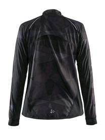 Фото 2 к товару Куртка женская Craft Devotion Jacket W черная с белым
