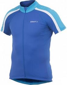 Велофутболка мужская Craft AB Jersey Man синяя