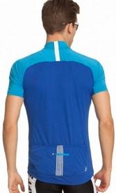 Фото 2 к товару Велофутболка мужская Craft AB Jersey Man синяя