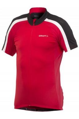 Велофутболка мужская Craft AB Jersey Man красная