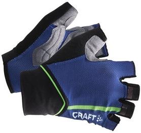 Фото 1 к товару Перчатки велосипедные Craft Puncheur Glove синие