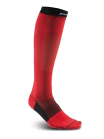 Носки Craft Compression Sock bright red