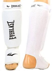 Защита для ног (голень + стопа) Everlast MA-4613-W, размер L - уцененная*