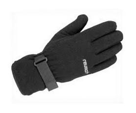 Перчатки горнолыжные Reusch Basic Plus черные