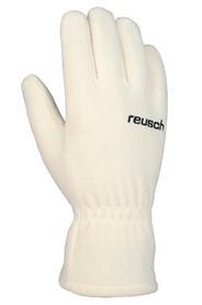 Перчатки горнолыжные Reusch Magic белые