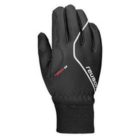Перчатки горнолыжные Reusch Basra черные