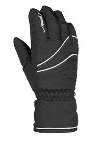 Перчатки горнолыжные женские Reusch Malina черные