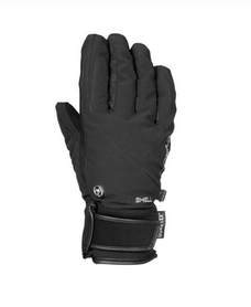 Перчатки горнолыжные Reusch Mariola GTX черные