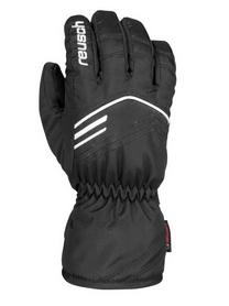 Перчатки горнолыжные подростковые Reusch Bendix R-TEX XT Junior черные