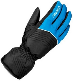 Перчатки горнолыжные мужские Reusch Bero R-TEXXT dresden blue/black
