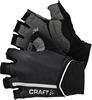 Перчатки велосипедные Craft Puncheur Glove черно-серые - фото 1