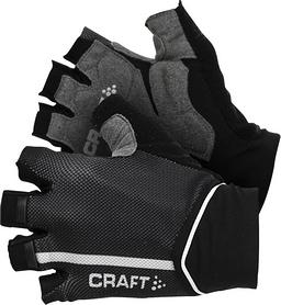 Фото 1 к товару Перчатки велосипедные Craft Puncheur Glove черно-серые