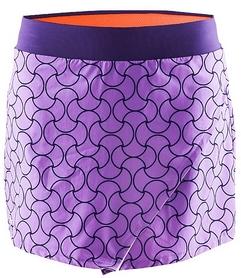 craft Юбка Craft Joy Skirt Wmn фиолетовая 1903186-2495
