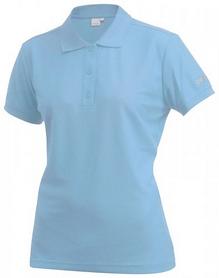 Футболка женская Craft Polo Shirt Aqua