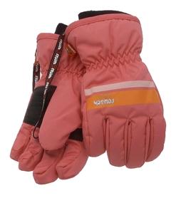 Перчатки детские горнолыжные Reusch Kids hot pink/ornpopc