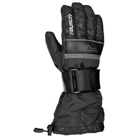 Перчатки горнолыжные мужские Reusch Doublebeat R-TEX XT black/paloma