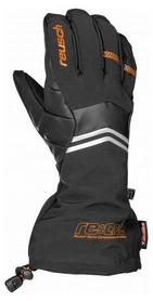 Перчатки горнолыжные мужские Reusch Gasherbrum Triple System R-TEX XT черные