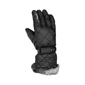 Перчатки горнолыжные женские Reusch Marlene black
