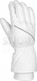 Перчатки горнолыжные женские Reusch Carmen R-TEX XT белые