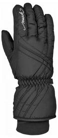 Перчатки горнолыжные женские Reusch Carmen R-TEX XT черные