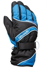 Перчатки горнолыжные Reusch Eagle Valley R-Texxt imper blue/black