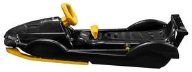 Фото 2 к товару Санки зимние Alpen Gaudi Alpen Race черные с желтым