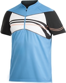 Фото 1 к товару Велофутболка мужская Craft AB Loose Fit Jersey синяя