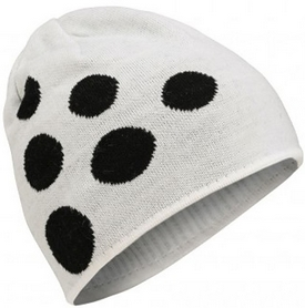 Шапка Craft Light 6 Dots Hat белая