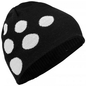 Шапка Craft Light 6 Dots Hat черная
