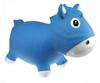 Прыгун-лошадка Kidzzfarm Гарри с насосом голубой - фото 1