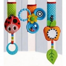 """Набор игрушек для коляски или кроватки """"Веселая игра"""" Tiny Love"""