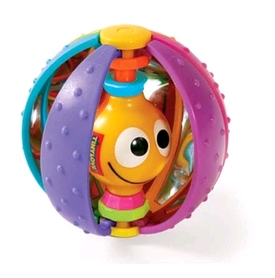 Погремушка Tiny Love Радужный мяч