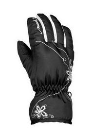 Перчатки горнолыжные подростковые Reusch Maria R-TEX XT Junior черные
