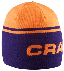 Шапка спортивная унисекс Craft Logo Hat orange