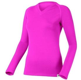 Термофутболка женская Reusch Abi T-Shirt Long Sleeves 260g pink