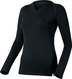 Термофутболка женская Reusch Abi T-Shirt Long Sleeves 260g black