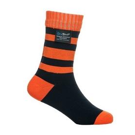 Носки детские водонепроницаемые Dexshell Children Soсks оранжевые