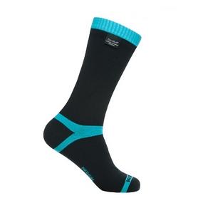 Носки водонепроницаемые унисекс Dexshell Coolvent Aqua Blue