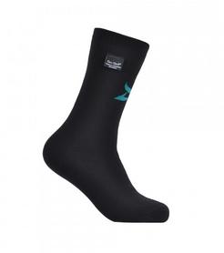 Носки водонепроницаемые унисекс Dexshell HPro черные