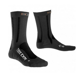 Термоноски унисекс X-Socks Trekking Expedition Short black