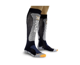 Термоноски унисекс X-Socks Skiing Light anthracite