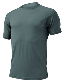 Термофутболка мужская Reusch Everest T-Shirt Short Sleeves 160g grey